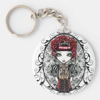 Porte-clés Porte - clé victorien gothique de fée de couture