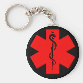 Porte-clés Porte - clé vigilant médical