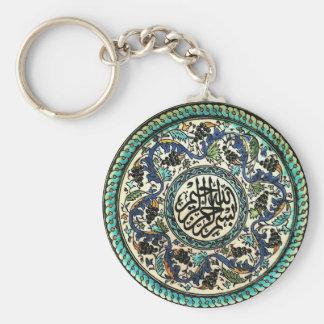 Porte-clés Porte - clé vintage de conception de turc