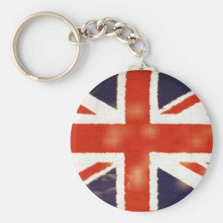 Porte-clés Porte - clé vintage d'Union Jack
