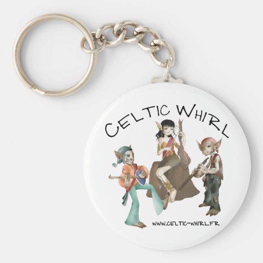 Porte-clés Porte clef Celtic Whirl