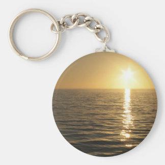 Porte-clés Porte - clés de coucher du soleil