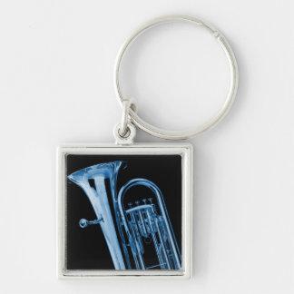 Porte-clés Porte - clés de tuba ou de sousaphone pour des