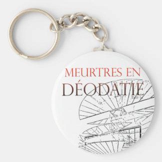 Porte-clés Porte Clés Meurtres en Déodatie