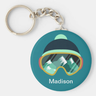 Porte-clés Porte - clés nommés faits sur commande de masque