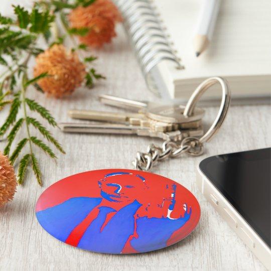"""Porte-clés Porte clés """"Poutine my love""""."""