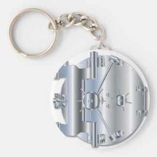 Porte-clés Porte de chambre forte