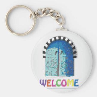 Porte-clés porte_sidi_bou