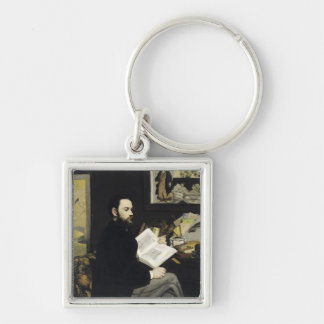 Porte-clés Portrait de Manet | d'Emile Zola 1868