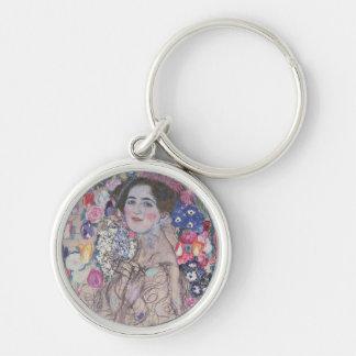 Porte-clés Portrait de Maria Munk