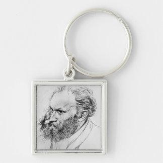 Porte-clés Portrait d'Edgar Degas | d'Edouard Manet