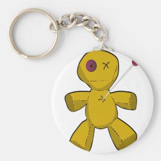 Porte-clés Poupée de vaudou