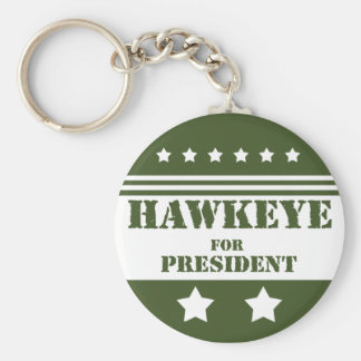 Porte-clés Pour le Président Hawkeye