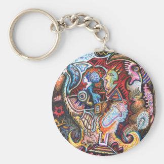 Porte-clés Poursuite alchimique