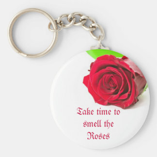 Porte-clés Prenez du temps…
