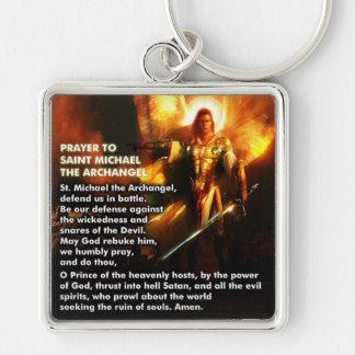 Porte-clés Prière vers St Michael le porte - clé d'Arkhangel