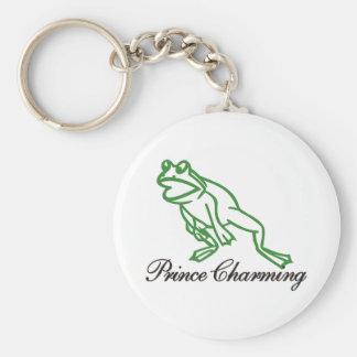 Porte-clés Prince charme