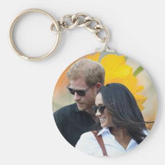 Porte-clés Prince Harry et Meghan Markle