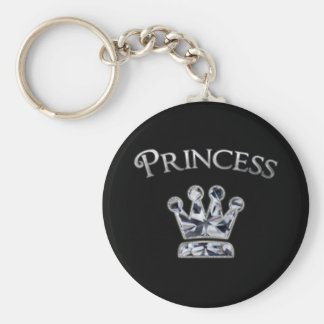 Porte-clés Princesse Diamond Crown