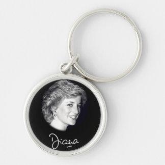 Porte-clés Princesse Diana