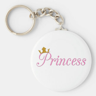 Porte-clés Princesse Keychain
