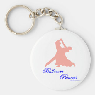 Porte-clés Princesse Keychain de salle de bal