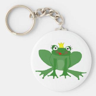 Porte-clés Princesse mignonne Frog