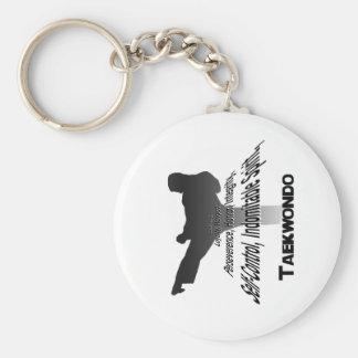 Porte-clés Principes de porte - clé du Taekwondo