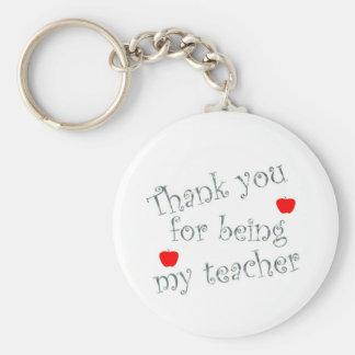 Porte-clés Professeur de Merci