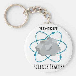 Porte-clés Professeur de Sciences