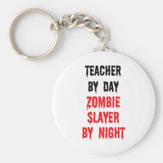 Porte-clés Professeur par le tueur de zombi de jour par nuit