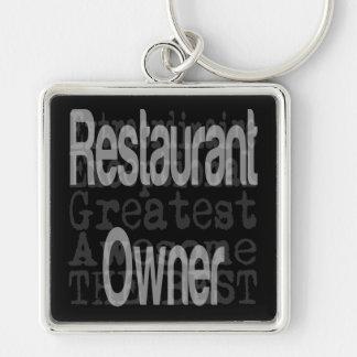 Porte-clés Propriétaire de restaurant Extraordinaire