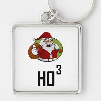 Porte-clés Puissance de Père Noël Ho3 de 3