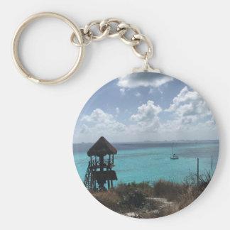 Porte-clés Punta Sur, Isla Mujeres, porte - clé du Mexique