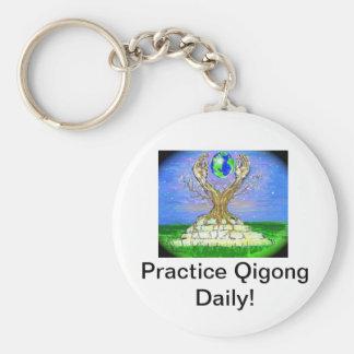 Porte-clés Qigong Keychaine