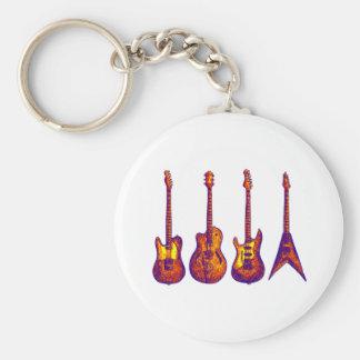 Porte-clés Quartet de ficelle