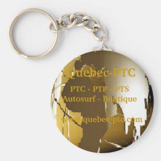 Porte-clés quebec