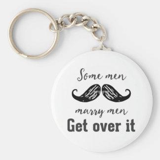 Porte-clés Quelques hommes épousent des hommes. Obtenez