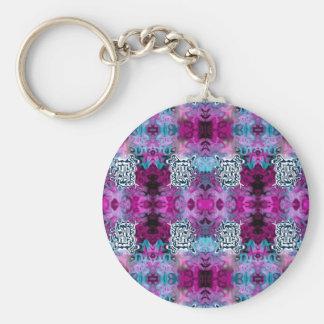 Porte-clés Rachat abstrait