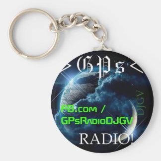 Porte-clés Radio de généralistes ! Porte - clé