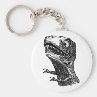 Porte-clés Rage Meme - porte - clé de T-Rex