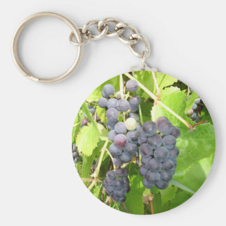 Porte-clés Raisins