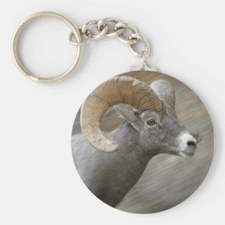 Porte-clés RAM de Bighorn de désert