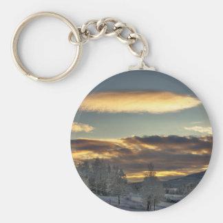 Porte-clés Ravitailleur nuageux