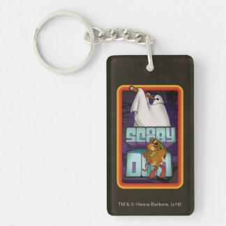 Porte-clés Recherche de fantôme de Scooby-Doo | hirsute et