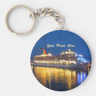 Porte-clés Réflexions de port personnalisées
