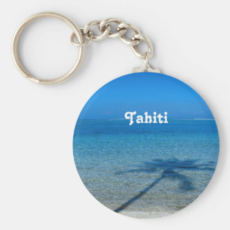 Porte-clés Réflexions du Tahiti