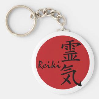 Porte-clés Reiki - rouge