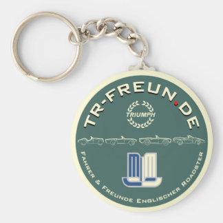 Porte-clés Remorque clée TR-Freunde