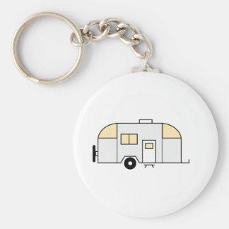Porte-clés Remorque de voyage